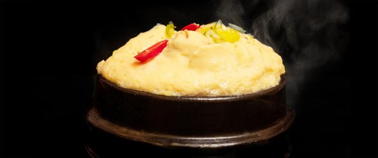 Cách nấu trứng hấp Hàn Quốc tại nhà