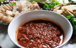 Cách làm món mắm tép chưng thịt đậm đà, đưa cơm