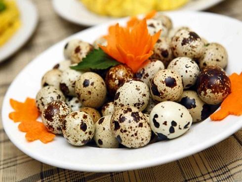 Những lợi ích tốt nhất khi ăn trứng cút bạn nên biết - trung cut