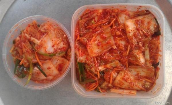 Tự làm món kim chi cải thảo theo chuẩn Hàn Quốc tại nhà  1