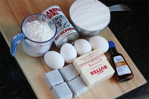 Những nguyên liệu cần có khi làm kem tươi - cách làm kem tươi đơn giản