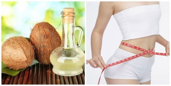 Cách giảm cân bằng dầu dừa cực hiệu quả tại nhà - làm đẹp với dầu dừa