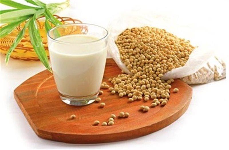 sữa đậu nành là loại sữa tốt cho bé 1 tuổi