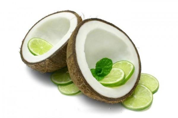 Cách làm trắng da mặt bằng dầu dừa và chanh tươi - làm đẹp với dầu dừa