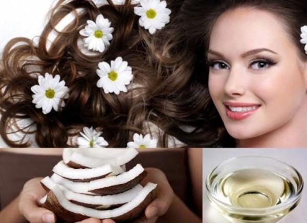 Cách sử dụng dầu dừa dưỡng tóc hiệu quả - ủ tóc bằng dầu dừa