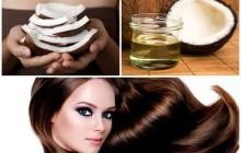 Cách sử dụng dầu dừa cho tóc hiệu quả nhất