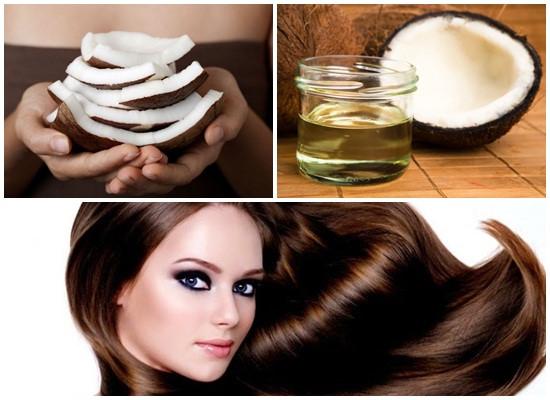 Cách sử dụng dầu dừa dưỡng tóc tốt nhất ngay tại nhà - làm đẹp bằng dầu dừa
