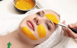 Cách làm trắng da mặt bằng mặt nạ nghệ và nha đam kết hợp mật ong