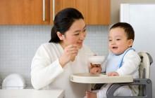 Thực đơn ăn dặm kiểu Nhật cho bé 5 tháng tuổi