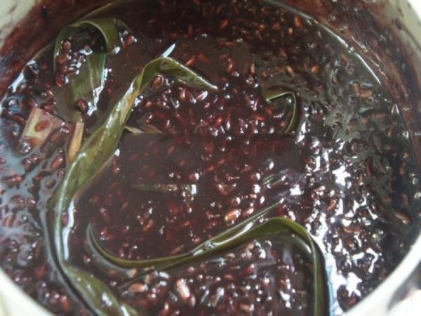 Cách làm sữa chua nếp cẩm - cách làm nếp cẩm