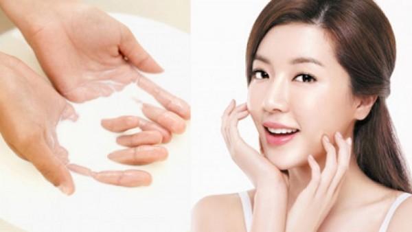2 Cách làm trắng da mặt đặc biệt bằng nước vo gạo - nuoc vo gao