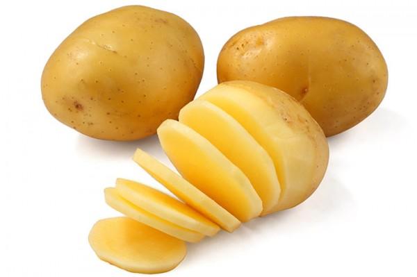 Cách trị mụn thâm hiệu quả bằng bằng khoai tây - trị mụn thâm