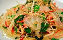 Hướng dẫn chi tiết cách làm nộm sứa hoa chuối đặc sản
