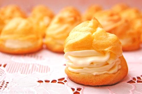 Cách làm bánh su kem thơm ngon bổ dưỡng tại nhà đơn giản nhất