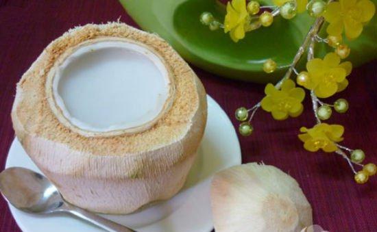 Cách làm thạch dừa xiêm thơm ngon, mát lạnh giải nhiệt tốt nhất cho mua hè