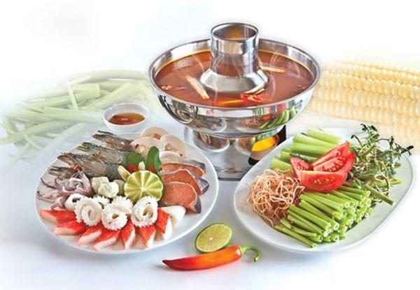 Cách nấu lẩu thái chua cay, cách nấu lẩu thái ngon - Cach nau lau thai
