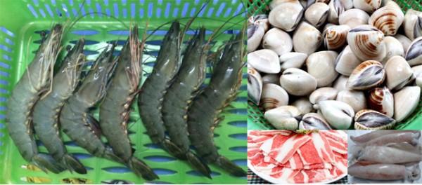 Cách làm lẩu thái, nguyên liệu nấu nẩu thái - cách nấu lẩu thái ngon