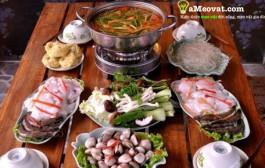 Cách nấu lẩu thái : lẩu hải sản chua cay đúng vị