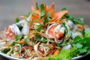 Cách làm nộm hoa chuối hải sản thơm ngon dành cho ngày hè