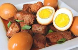 Cách nấu thịt kho tàu ngon nhất Vịnh Bắc Bộ