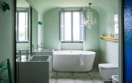 3 xu hướng phối màu cho nhà tắm trở lên mát mẻ và sạch sẽ vào mùa hè