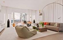 Tư vấn thiết kế và bố trí nội thất cho nhà lô rộng 115m²