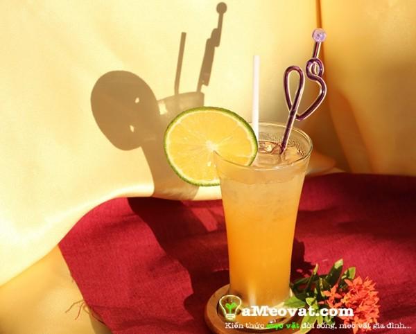 Cách giải rượu bia bằng cam tươi - Cam Vắt