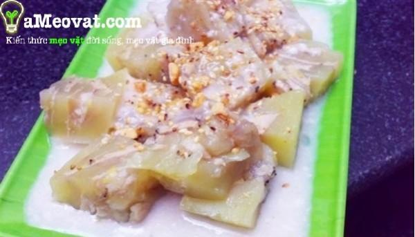 Cách làm bánh chuối hấp ngon nhất ngay tại nhà - cach lam banh chuoi hap