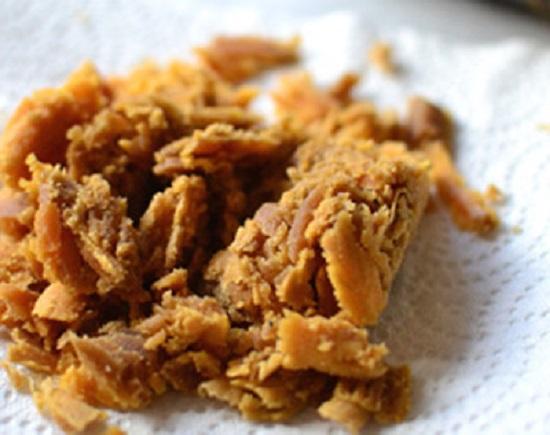 cách làm bánh trôi - Nên sử dụng đường thốt nốt