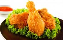 Cách làm gà rán giòn vô cùng đơn giản tại nhà