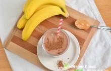 Cách làm sinh tố chuối thơm ngon bổ dưỡng tại nhà