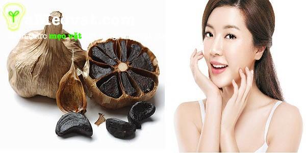Công dụng của tỏi đen giúp làm da đẹp hơn mỗi ngày - cong dng cua toi