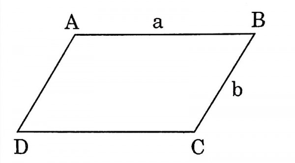 Cách tính chu vi và diện tích hình bình hành