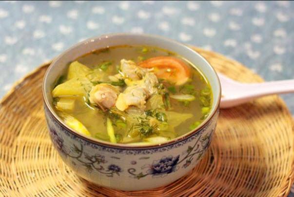 Cách nấu canh ngao chua mát ngon tuyệt đơn giản nhất - canh ngao