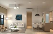 Tư vấn bố trí nội thất cho căn hộ có diện tích 45m²