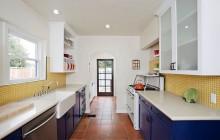 20 mẫu thiết kế nội thất đậm chất Rustic với gạch nung