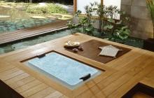 6 mẫu thiết kế bồn tắm sục cho phòng tắm khiến bạn mê mẩn