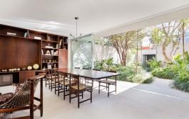 Ngôi nhà sở hữu 2 khu vườn và sân thượng hoàn hảo