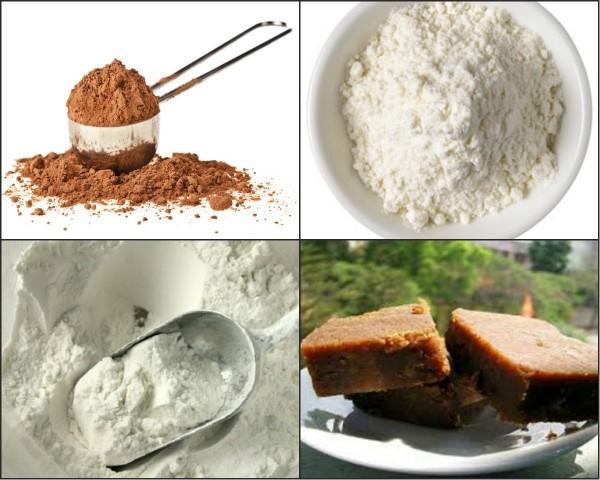 cách làm hạt trân châu - Nguyên liệu cần chuẩn bị để làm trân châu