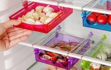 Những phụ kiện lưu trữ cho căn bếp gọn gàng với mức giá chưa đến 200 nghìn
