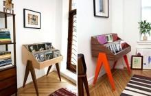 Những mẫu tủ sách không thể thiếu trong một ngôi nhà hiện đại