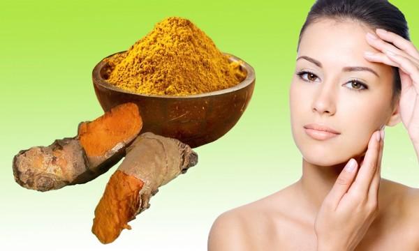 tinh bột nghệ có tác dụng gì - Tinh bột nghệ có thể mang lại cho phái nữ một làn da sạch mụn và mịn màng hơn