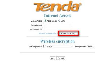 Cách đổi mật khẩu wifi - Đăng nhập nhập vào admin