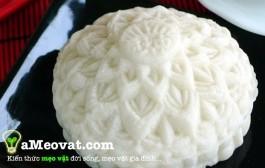 Cách làm bánh dẻo trung thu thơm ngon đơn giản nhất