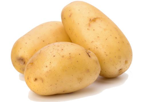 Cách trị thâm quầng mắt bằng khoai tây - tri tham quang mat