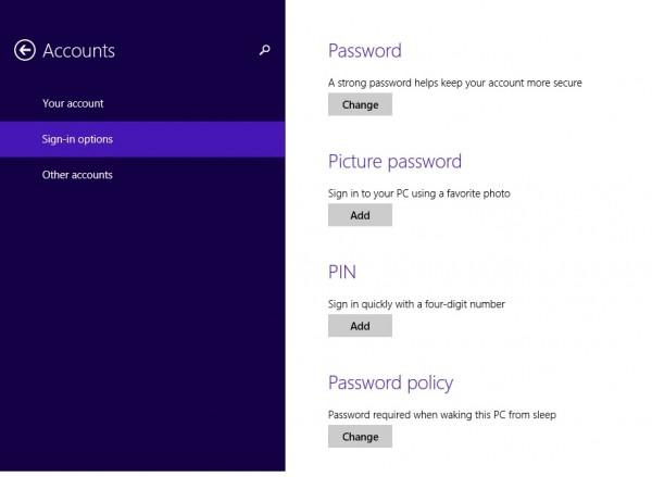 Cách đặt mật khẩu cho máy tính - Tiến hành cài đặt mật khẩu cho máy tính