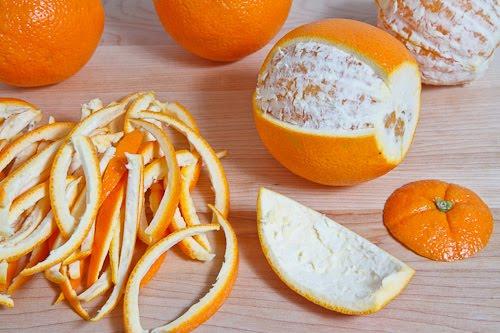 Dùng vỏ cam hoặc vài viên Vitamin C để trị học xương cá - Cách chữa hóc xương cá