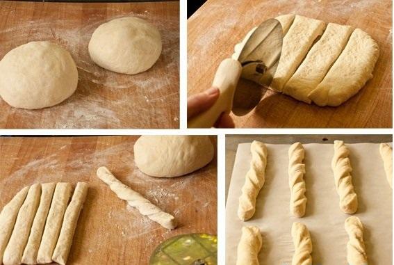 Cách làm bánh mì Việt Nam - Tạo hình bánh mì