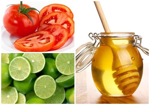 Cách làm sinh tố cà chua - Nguyên Liệu làm nuoc ep ca chua