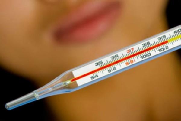 Dấu hiệu mang thai tuần đầu: Nhiệt độ cơ thể cao hơn bình thường - Dấu hiệu có thai sớm